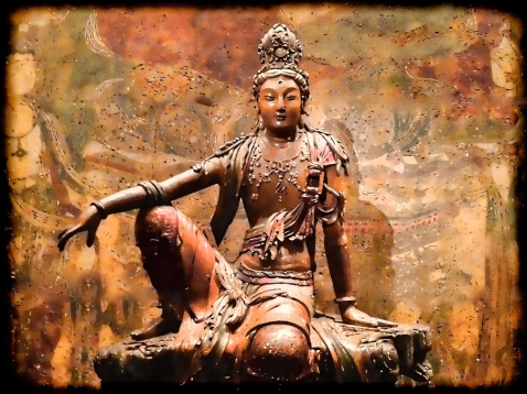 Quan Yin in her Glorious Imperfect Beauty