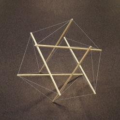 FASCIA TENSEGRITY ichosahedron