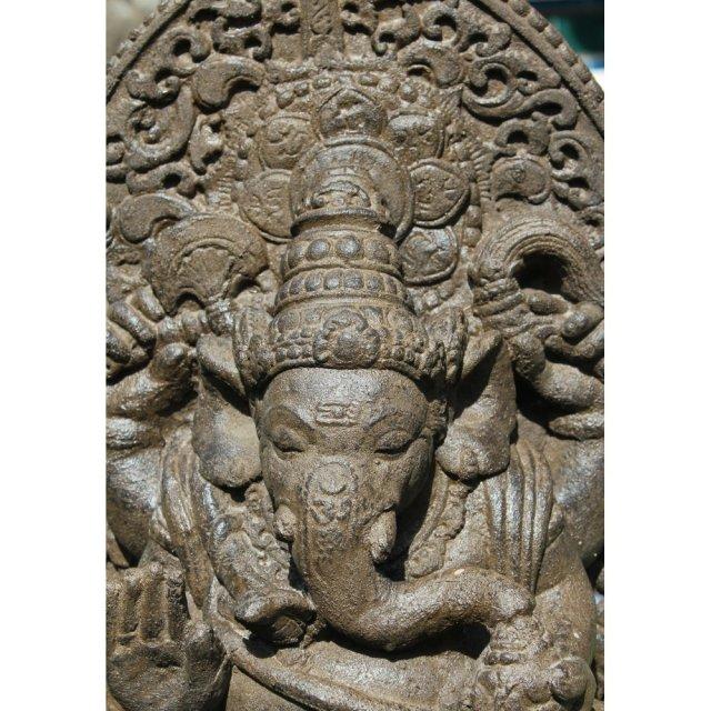 ganeshhand-carved-stone