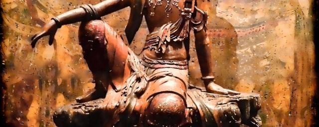 bodhisattvas knees copy